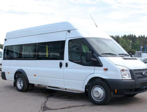 Варианты переоборудования автобусов из категории Д (Ford, Газель, Peugeot)