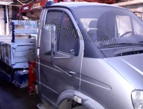 ГАЗ 3310 Валдай установка КМУ.