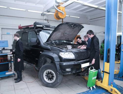 Аккредитованная испытательная лаборатория в сфере переоборудования транспортных средств